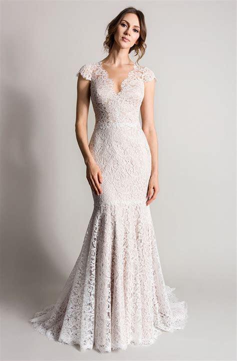 29 best Fishtail Wedding Dresses images on Pinterest