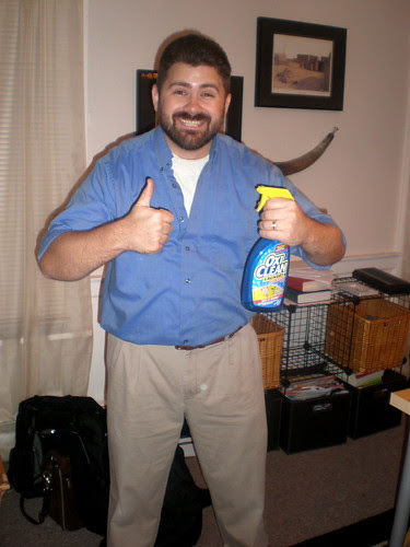 Billy Mays! by Tyler Jacobs.