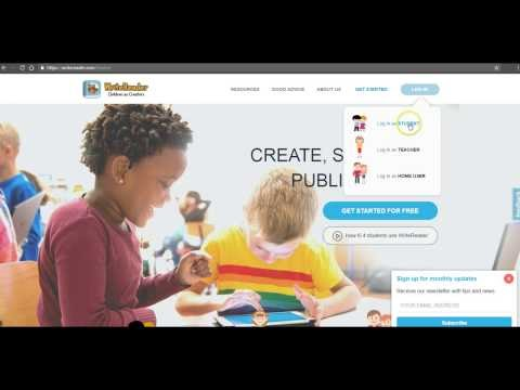How to Use WriteReader to Collaboratively Create Multimedia Books
