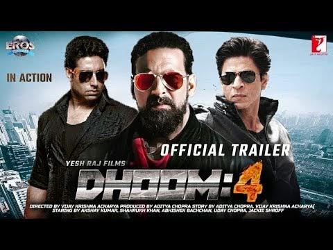 Dhoom 4   Official Concept Tralier   Shahrukh Khan   Akshay Kumar   Ajay Devgan   Katrina Kaif  