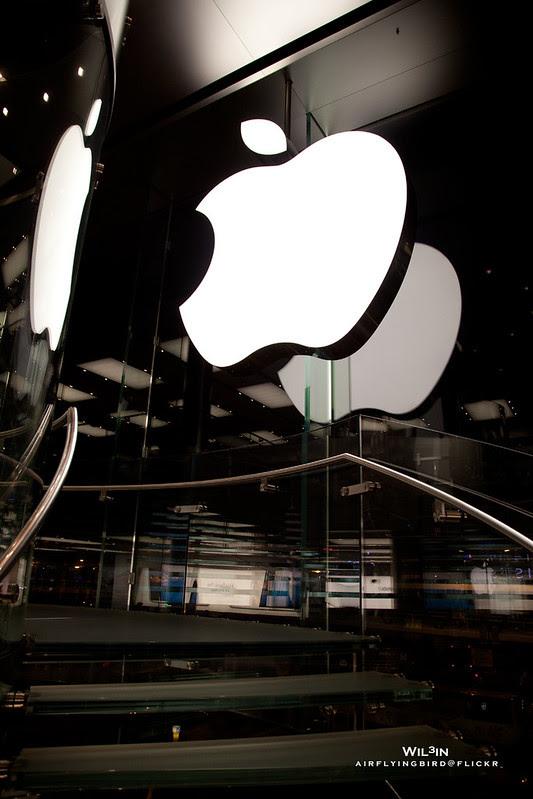 HK Apple Store