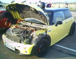 Supercharged Cooper S