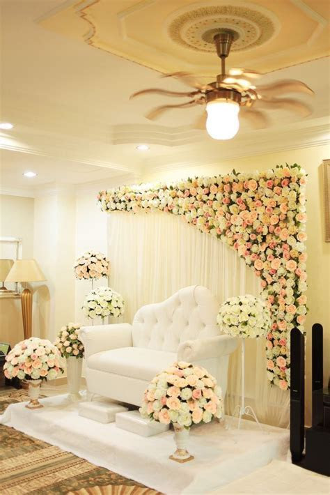 Image result for simple wedding stage decoration   Wedding