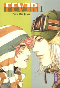 Couverture Fever, tome 1