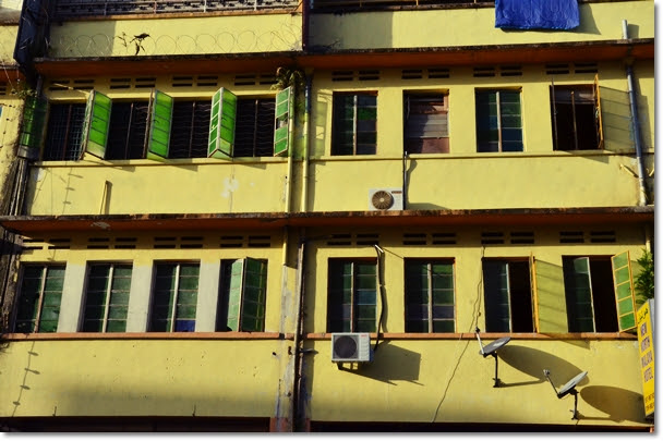 Window Panes from the Yesteryears