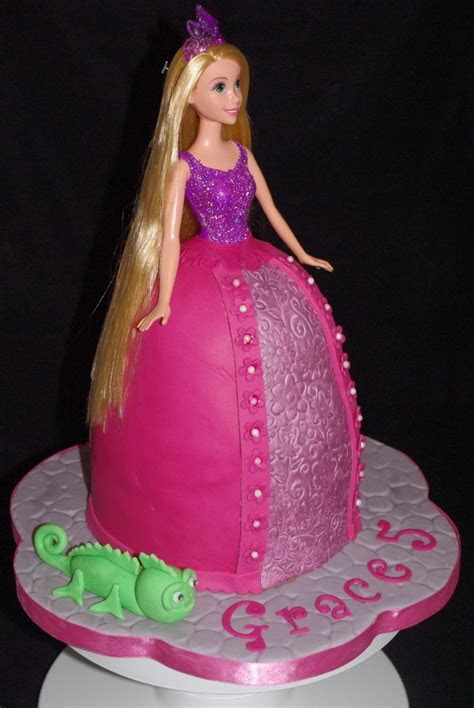 Rapunzel Cakes ? Decoration Ideas   Little Birthday Cakes