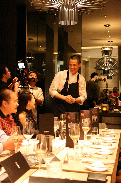 DBS Underground Supperclub with Andre Chiang