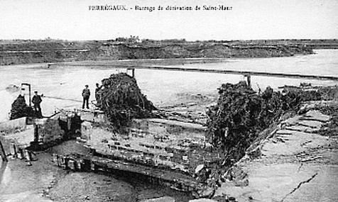 barrage-dérivation-St-Maur-Oued-Fergoug-Perregaux