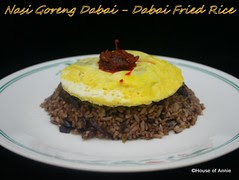 Nate & Annie's Nasi Goreng Dabai - Dabai Fried Rice