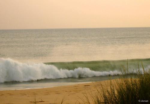 Folding wave