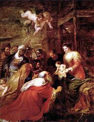 Rubens Adoration of the Magi