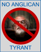 No Anglican Tyrant (Rowan Williams)