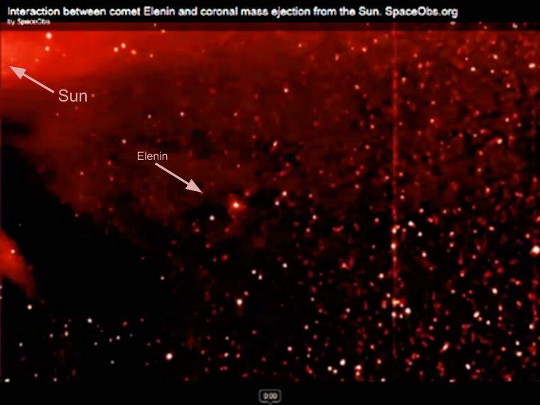 elenin comet