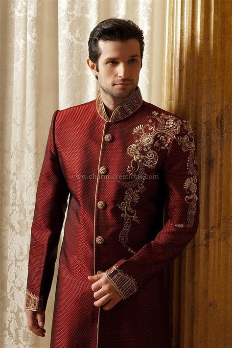 69 best Orfeon Men's Attire images on Pinterest   Sherwani