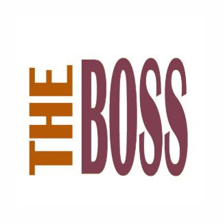 THE BOSS BROWNY bag