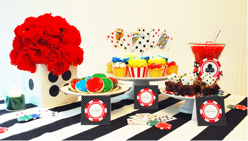 Drink Ideas For A Casino Or Poker Party Simply Sweet Home