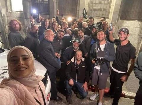 Muna El-Kurd : Israel Tangkap Aktivis Yerusalem Muna El-Kurdi dan ... / Israeli police accused ms budeiri of.