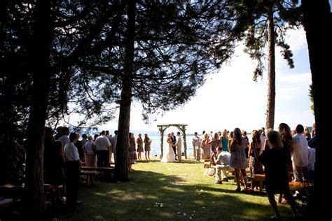 Wedding Bells at Averill's Flathead Lake Lodge ? Flathead