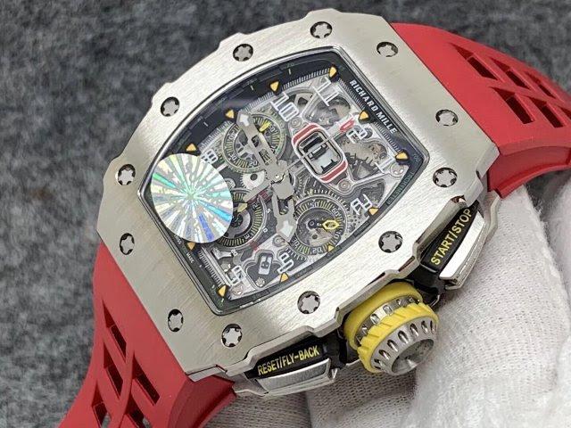 Replica Richard Mille Titanium Watch