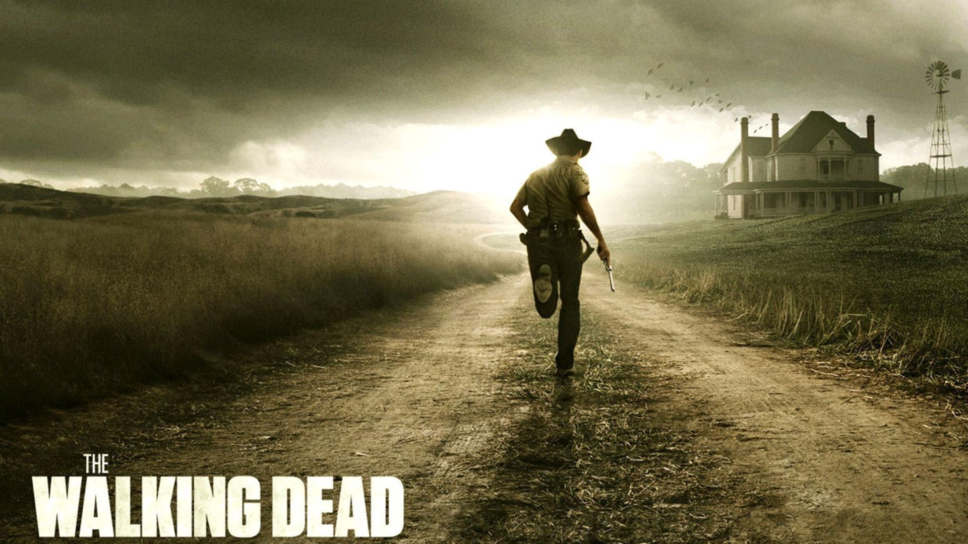 The Walking Dead Season Survive Rick Iphone Plus Hd Wallpaper