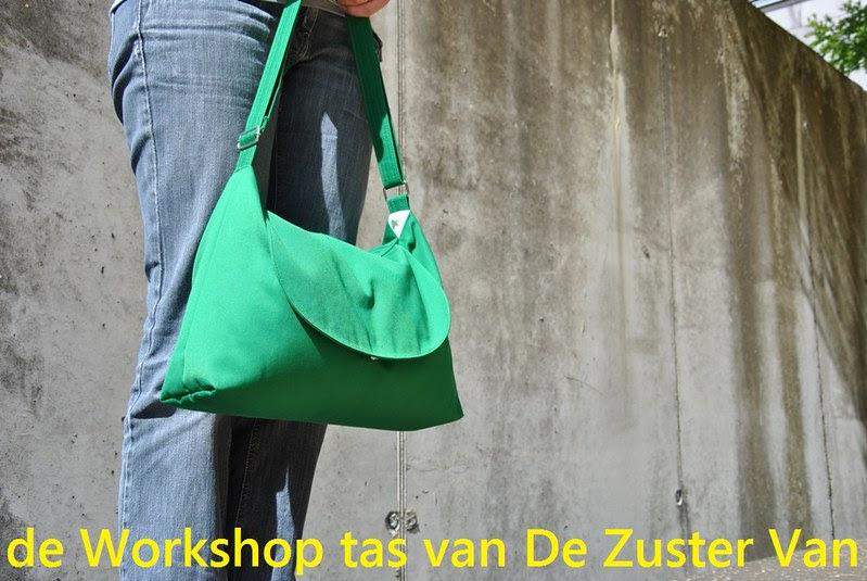 De Workshop tas van De Zuster Van