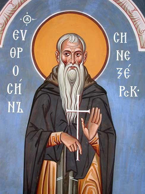 img ST. EUPHROSYNUS Monk Martyr
