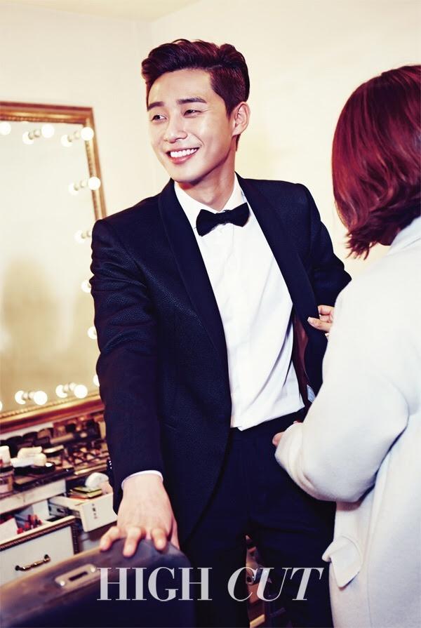 Park Seo Joon for High Cut Korea Vol. 163. Photographed by Lee Soo Jin