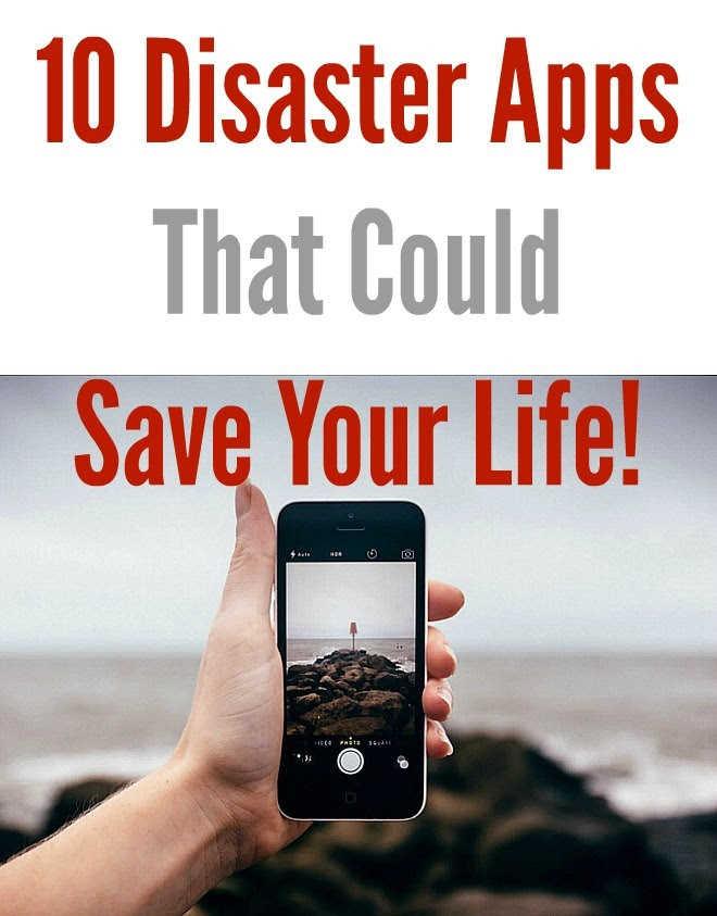 10 Disaster Apps That Could Save Your Life by Urban Naturale
