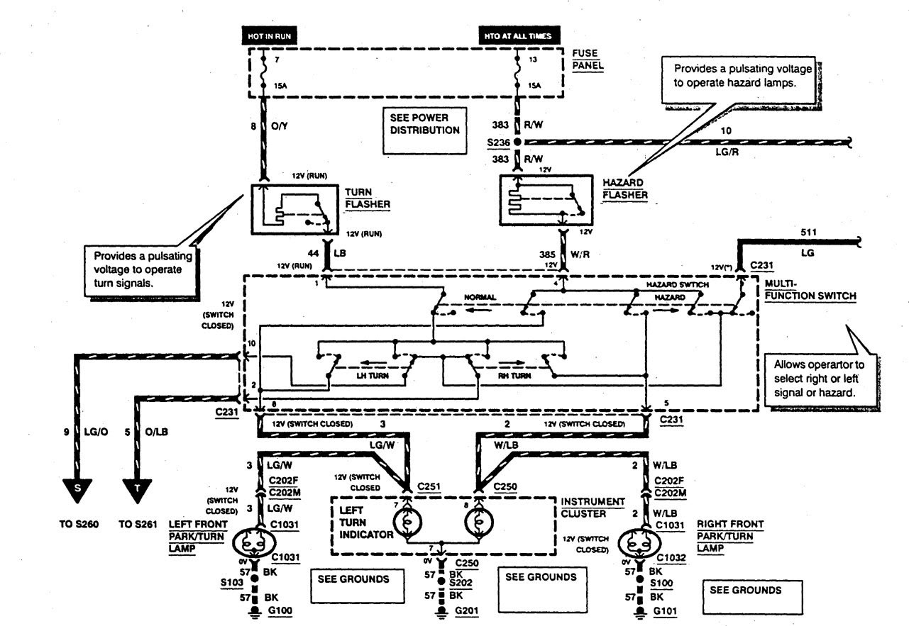 Ford F53 Wiring Schematic - Wiring Diagram | Ford F53 Wiring Schematic |  | Wiring Diagram