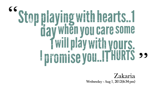Playing Image Quotation 4 Sualci Quotes