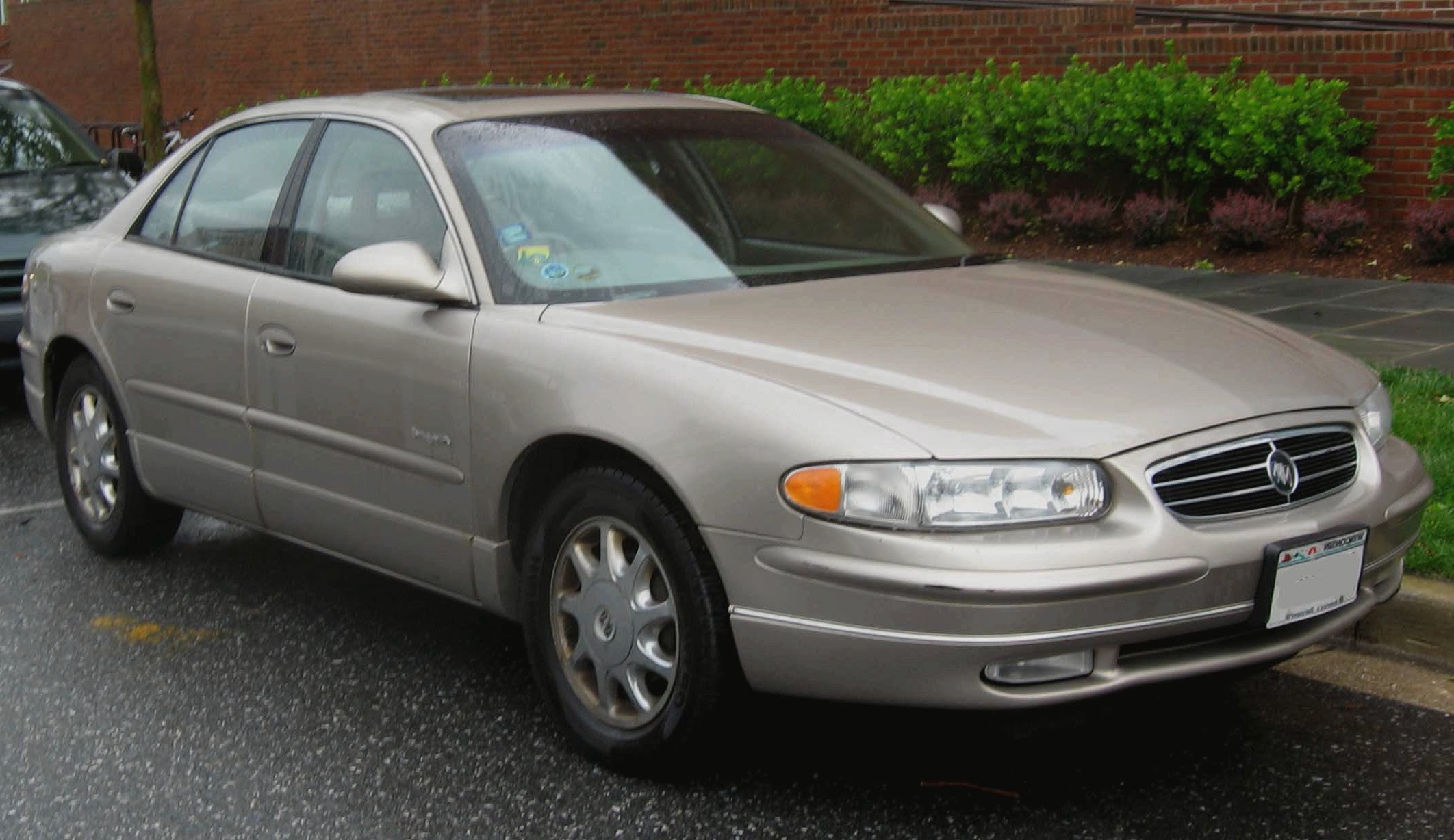 1998 Buick Regal (wf521) - pictures, information and specs ...