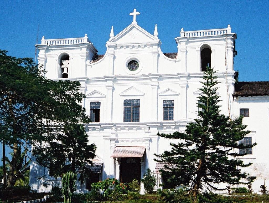 Rachol Seminary - Goa