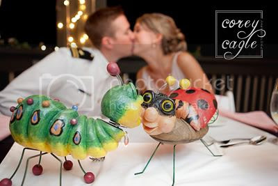 The kiss at Biltmore's Lioncrest