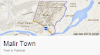 ملیر Malir - Google My Maps