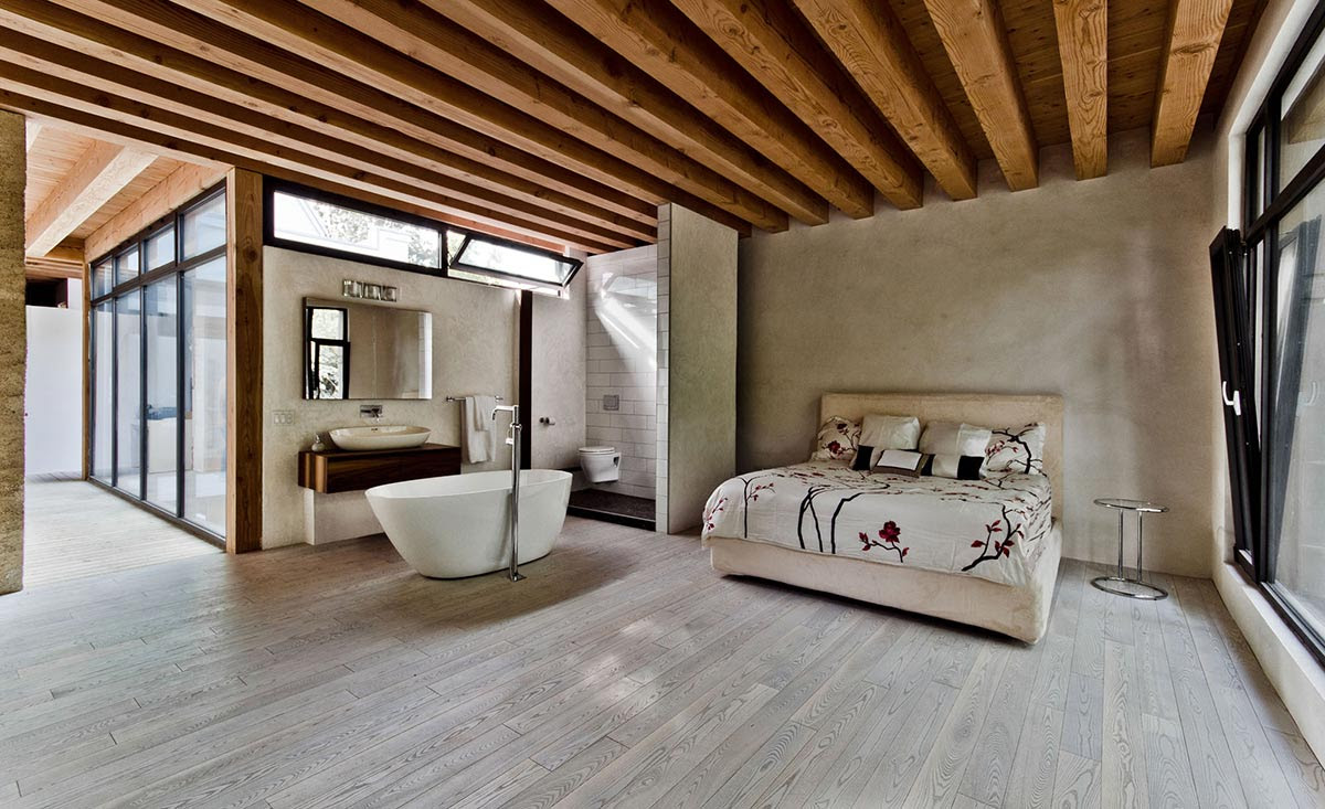 33 Open Bathroom Design For Your Home - The WoW Style