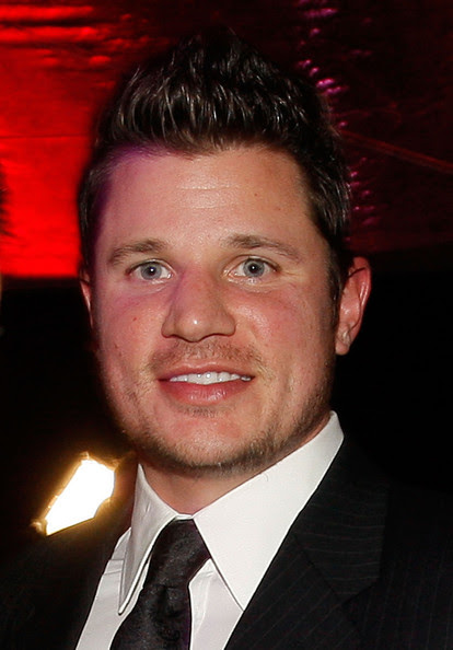 TV personality Nick Lachey attends NBC Universal and Focus Features' Golden Globes after party sponsored by Cartier at Beverly Hilton Hotel on January 17, 2010 in Beverly Hills, California.