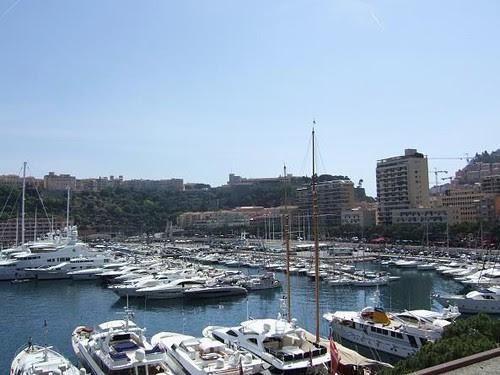 Port Hercules, Monaco[6]