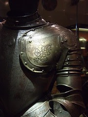 Ritterrüstung (suit of armor)- Grandmasters pa...