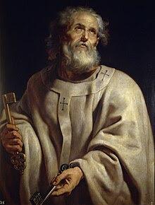 http://upload.wikimedia.org/wikipedia/commons/thumb/2/2d/Pope-peter_pprubens.jpg/220px-Pope-peter_pprubens.jpg