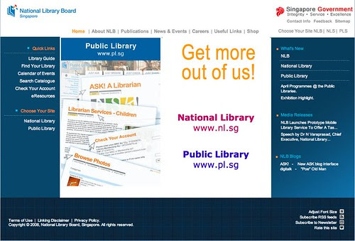 National Library Board, Singapore