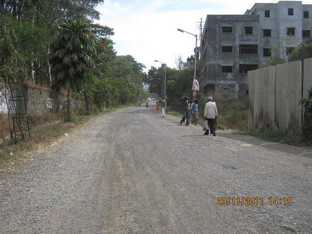 Pakka Road to Urbangram Kirkatwadi - A 2 BHK Flat for Rs. 25 Lakhs on Sinhagad Road, Pune 411 024
