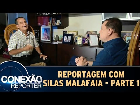 Reportagem com Silas Malafaia - Conexão Repórter (Completo)