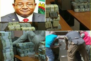 How Huge Stash of Foreign Currencies Were Found in Ex-GMD of NNPC's House - Witness Shocks Court