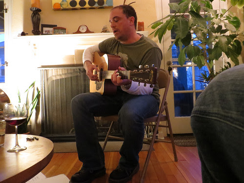 Drew Gibson House Concert (3/30/13)