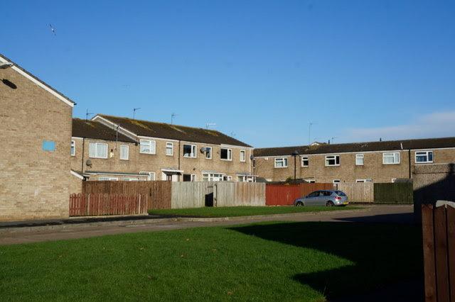 Axminster Close Bransholme Estate Hull Ian S