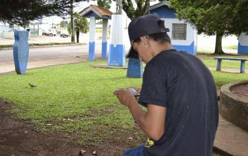 Pinhão - Prefeitura oferece Wi-Fi livre e gratuito na Praça São Cristovão
