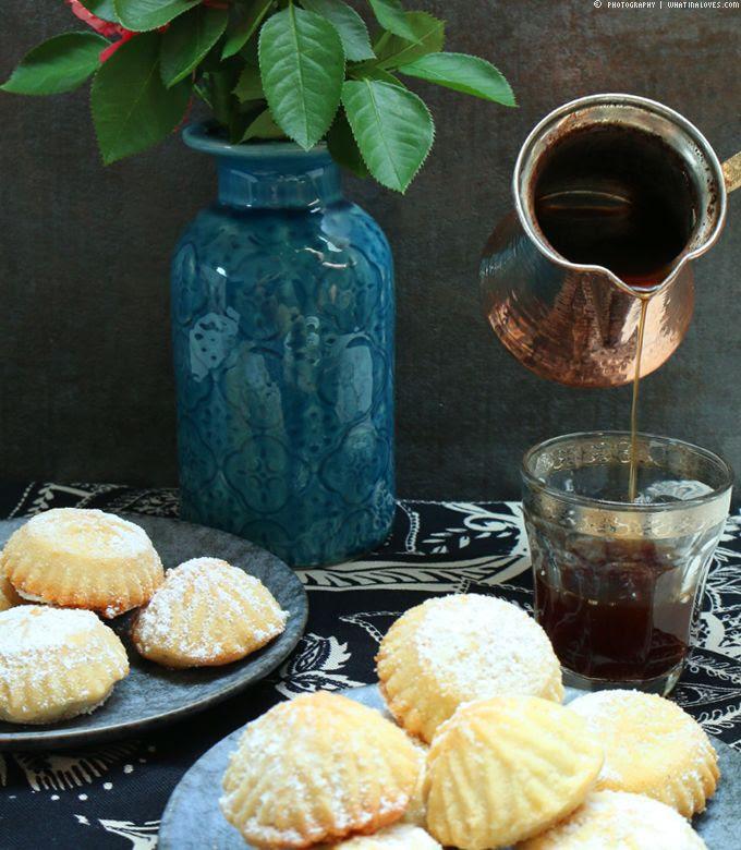 Ramadan Cookies EID Dattel-Walnuss-Füllung