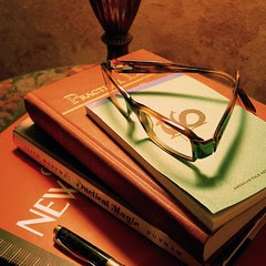 les nouvelles lunettes sur les livres