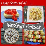 featured weekend potluck
