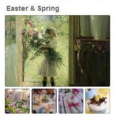 Avente Tile's Spring Pinterest Board